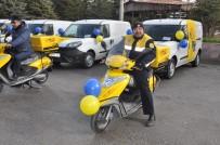 E-TİCARET - PTT Afyonkarahisar Başmüdürlüğü Filosuna Yeni 14 Araç