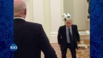 VLADIMIR PUTIN - Putin ve Infantino'dan Kremlin'de futbol şovu