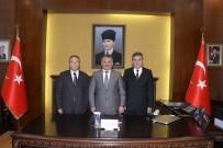 ERSIN YAZıCı - Şehitlerimizin Kabirlerinde Marmara Mermeri Kullanılacak