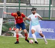 MİLLİ FUTBOL TAKIMI - 'Sesi Görenler', İspanya'yı Yenerek Şampiyon Oldu