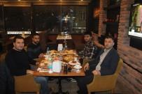 SAVAŞ KONAK - Silopi Kaymakamı Konak'tan Basın Mensuplarına Veda Yemeği