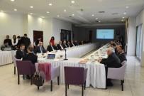 SINOP ÜNIVERSITESI - Sinop'ta 'Şehirlerin Ekonomik Beklentileri Forumu'