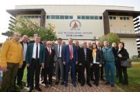 HASAN ŞAHIN - Spor Salonuna Atatürk Adı Verildi