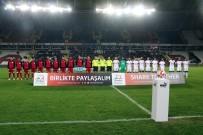 MEHMET ERDEM - Spor Toto 1. Lig Açıklaması Gazişehir Gaziantep Açıklaması 2 - Ümraniyespor Açıklaması 0