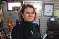KÜLTÜR BAKANLıĞı - Sudaki Özgürlük 'Ebru'