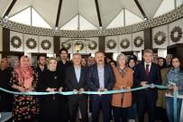 KÜLTÜRPARK - 'Suyun Sırrı' Ebru Sergisi Açıldı