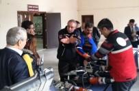 YUSUF ASLAN - Teknik Bilimler MYO'da Doğal Afet Eğitim Semineri