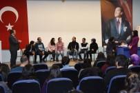 İŞİTME ENGELLİ - Tıp Öğrencilerine 'Engelli Olmak' Konulu Deneyim Paylaşımı