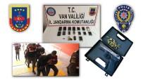 TERÖR OPERASYONU - Van Merkezli Terör Operasyonu Açıklaması 31 Gözaltı