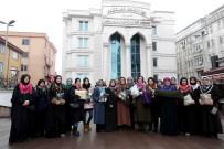 KÜLTÜR SANAT MERKEZİ - 'Vicdan Konvoyu'na Bağcılar'dan 45 Kadın Katıldı