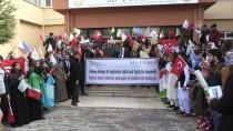 YABANCI ÖĞRENCİLER - Yabancı Öğrenciler Burslarını Mehmetçik'e Bağışladı