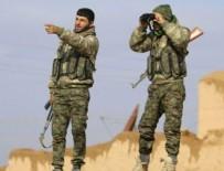 YPG - Köşeye sıkışan YPG'ye destek birliği