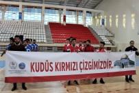 Yurtlar Arası Voleybol Turnuvası Başladı