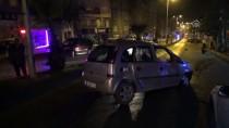 UĞUR MUMCU - Zonguldak'ta Trafik Kazası Açıklaması 1 Yaralı