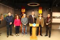 SIYAH BEYAZ - 23. Yılında SAGÜSAD Sergisi OSM'de Açıldı