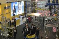 İŞ SAĞLIĞI VE GÜVENLİĞİ - 6'Ncı Uluslararası İskele Kalıp Ve Endüstriyel Yapı Teknolojileri İhtisas Fuarı 29 Mart'ta Başlıyor
