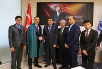 KIEV - Afganistan'ın Kiev Büyükelçisinden KAYSO'ya Ziyaret
