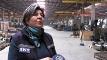 BARAJ KAPAKLARI - Ağır Sanayinin İhracatçı Kadını
