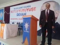 AK Parti Gürgentepe İlçe Başkanı Sezai Aydın Oldu