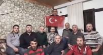 HASAN ŞAHIN - 'Akdağlı Gençler'Den Afrin'deki Mehmetçiğe Şiirli Destek