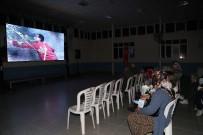 BEYAZ PERDE - Alanlılı Vatandaşlar Beyazperde İle Buluştu