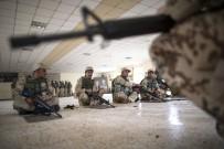 LÜBNAN - Alman Askerleri Irak Ordusuna Eğitim Verecek