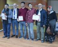 AKSARAY ÜNIVERSITESI - Anadolu Üniversitesi Aksaray'da Öğrencilere Başarı Belgelerini Verdi
