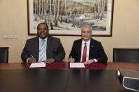 GÜNDOĞAN - Anadolu Üniversitesi, Sudan Al-Neelain Üniversitesi İle İş Birliği Protokolü İmzaladı