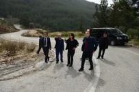 HÜSAMETTIN ÇETINKAYA - Antalya-Kumluca Karayoluna Alternatif Yol Arayışı