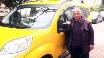 TAKSİ ŞOFÖRÜ - Antalya'nın Taksici 'Fatma Abla'sı