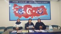MOBBING - Aslan Türk Kadınına Sahip Çıktı