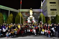 ATATÜRK EVİ - Atatürk'ün Antalya Gelişinin 88'İnci Yıl Dönümü