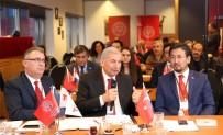 TELEVİZYON PROGRAMI - Avrupa Türkçe Yayınlar Sempozyumu'nda 'Yeni İpek Yolu Projesi' Tartışıldı