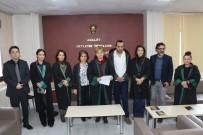 EĞİTİM SİSTEMİ - Avukatlar 8 Mart Dünya Kadınlar Günü'nü Kutladı