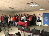 KADINA YÖNELİK ŞİDDETLE MÜCADELE - Aydın'da Kadına Yönelik Şiddete Hayır Semineri Düzenlendi