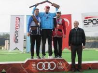 MEHMET ÖZER - Aydınlı Atıcılar Madalyaları Topladı