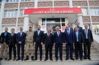 AHMET ADANUR - Bakan Yardımcısı Ersoy Şırnak'ta