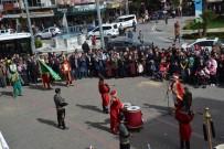 KOCA SEYİT - Balıkesir'de Müzik Grupları Afrin İçin Destek Gösterisi Yaptılar