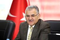 E-TİCARET - Başkan  Büyükkılıç Açıklaması 'Kayseri Yeni E-Ticaret Merkezi Olacak'