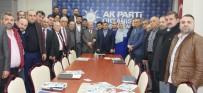 ORTAHISAR - Başkan Gümrükçüoğlu AK Parti Ortahisar İlçe Teşkilatı Toplantısı'na Katıldı