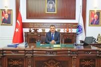 KADIN CİNAYETLERİ - Başkan Gürkan'ın Dünya Kadınlar Günü Mesajı