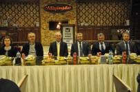 SERBEST MUHASEBECİLER - Başkan Halil Hamzaoğlu Açıklaması Kalkınmada Vergi Ve Muhasebe Çok Önemli
