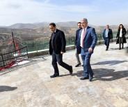 RECAİ KUTAN - Başkan Polat, Gedik Kent Parkı İnceledi