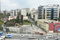 TÜRK HAVA KURUMU - Başkan Sözlü, Yeni 'Kent Meydanı' Alanını İnceledi
