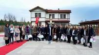BASıN İLAN KURUMU - Başkan Toru, Kadın Gazetecilerle Buluştu