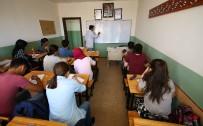 KARABAĞ - Bayraklı'da Eğitim Kaldığı Yerden Devam