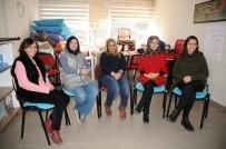 KADINA KARŞI ŞİDDET - Beylikdüzü'nde Kadınlar 'Ben Varım' Diyor