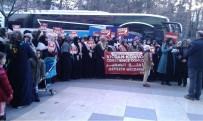 Bitlisli Kadınlar 'Vicdan Konvoyu' İçin Yola Çıktı