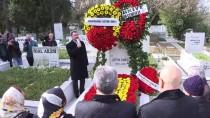 ABDİ İPEKÇİ - Çetin Emeç Mezarı Başında Anıldı