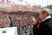 ANKARA ARENA - Cumhurbaşkanı Erdoğan Açıklaması 'Şu Anda 2 Bin 960, İnşallah Bu Akşama Kadar O 3 Bini Aşar'